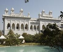 Discover the palaces of India