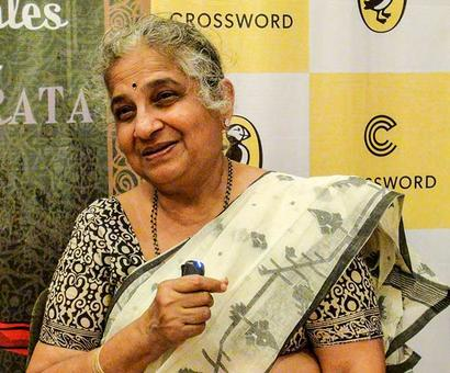 Sudha Murty: India has not been united for 2,000 years