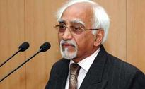 Vice President Hamid Ansari Returns Home After 5-Day Trip To Hungary, Algeria
