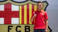 Barcelona new boy Denis Suarez 'would love' to wear Xavi's No. 6 shirt