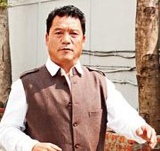 Gurung upset with leaders