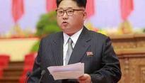 Kim Jong-un congratulates Russian President on re-election