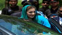 Nawaz Sharif's daughter Maryam appears before NAB court in Islamabad