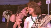 This picture of Deepika Padukone BONDING with her ex Ranbir Kapoor's mom Neetu Kapoor is going VIRAL!