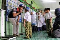UBD medical students run health checks, profile patients in Sukang