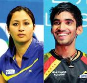 Jwala, Srikanth confident of clean sweep
