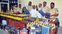 Dry Gujarat? Rs 148 cr liquor seized in two years