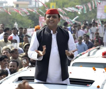 'We have the majority. Why can't Mulayam see it?'