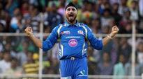 'Not having Bhajji disappointing'