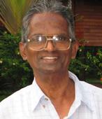 Ignatius Thomas Lobo (81), Shirva / Colaba