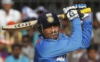 Viru hits Morgan for a six after India win Kabaddi WC