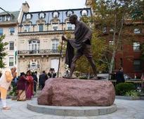PM Modi pays tribute to Mahatma Gandhi on his 67th death anniversary