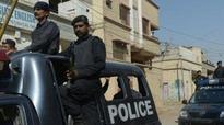 Police detains 15 suspects in Karachi