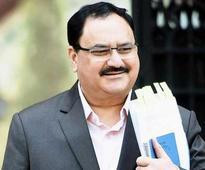 Ordinance will give NEET statutory status: JP Nadda