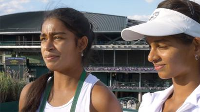 Wimbledon special: Meet India's young and confident tennis duo