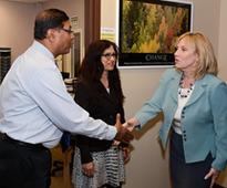 New Jersey Lt. Governor Visits State's First Ambulatory Detox Center May 19, 2016Lt. Governor Kim Guadagno tours Center for Network Therapy and talks to its Medical Director and Founder, Dr. Indra Cidambi,...
