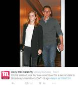 Emma Watson is dating William Knight: All you need to know about the Harry Potter star's new boyfriend