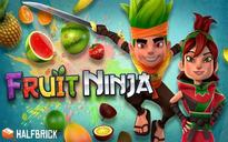 Fruit Ninja mobile game confirmed to be turned into a movie