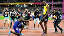 World Athletics Championships: Twitter pays respect to Usain Bolt while roasting 'cheat' Justin Gatlin
