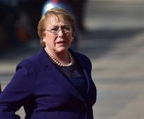 Chile's Bachelet faces her own Rousseffian crises
