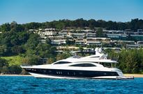 Anantara Offering Krug Champagne Aboard Private Luxury Yacht