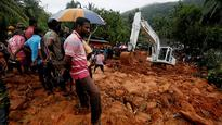 Sri Lanka: 25 killed in landslides and floods, 42 missing