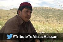 Remembering the hero: TributeToAitzazHassan trends on Twitter