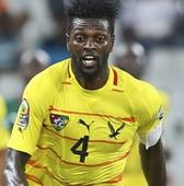 Adebayor unlikely to play  for Togo at Nations Cup