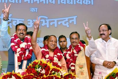 SP MLC resignations give Yogi and Co a lucky break