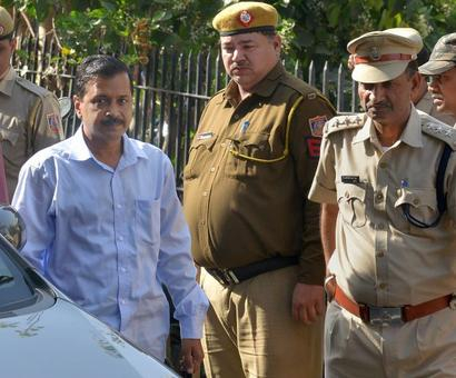 DDCA case: Kejriwal gets bail after appearing before court