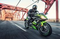 India-bound 2017 Kawasaki Ninja 650 unveiled at INTERMOT show