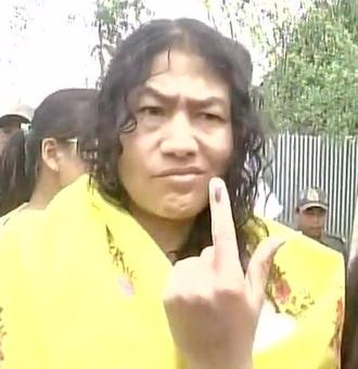 Manipur polls: Irom Sharmila confident of victory
