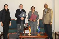 SADC and the Government of the Federal Republic of Germany signs a technical and financial cooperation agreement