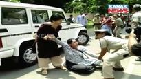 Now, BJD workers beat BJP men in Angul