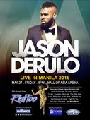 Jason Derulo with Redfoo will rock Manila
