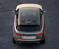 Land Rover Introduces New Range Rover Velar SU