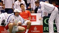 Novak to heal ankle injury in Prague