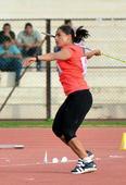 Annu Rani sets National mark