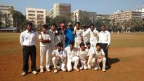 Harris Shield Interschool Cricket tournament 2016: VIBGYOR High School celebrates victory against Our Lady of Remedy