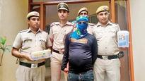 Criminal who terrorised victims with toy gun nabbed in southeast Delhi