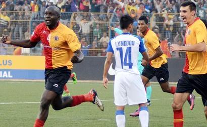 I-League: East Bengal stun Bengaluru FC; Aizawl down Mumbai FC