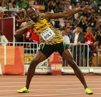 I am a living legend, says Usain Bolt