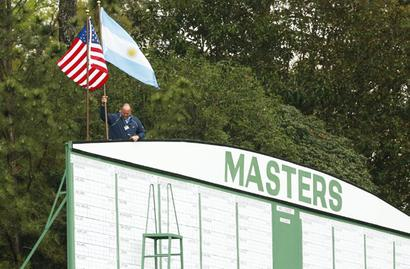Mother Nature ready to throw everything at Augusta Masters