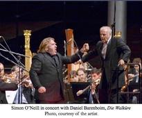 Tenor Simon O'Neill on 'Das Lied von der Erde' - At SF Symphony, 4/6-11