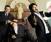 Movie review: Jolly LLB - Arshad, Boman, Saurabh excel