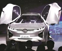 In Pics: Electric vehicles designed for China rule Beijing Auto Show