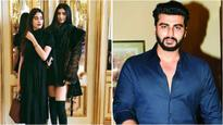 Arjun Kapoor lashes out at website for making inappropriate comment on Sridevi's daughter Janhvi Kapoor's dress