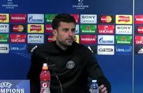 PSG need focus v Manchester City-Thiago Motta