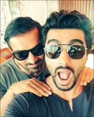 Check out The bromance story of Arjun Kapoor and John Abraham