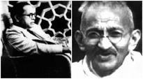 Mahatma Gandhi took BR Ambedkar much more seriously than others: JNU professor
